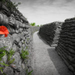 By bike along the Western Front of World War 1
