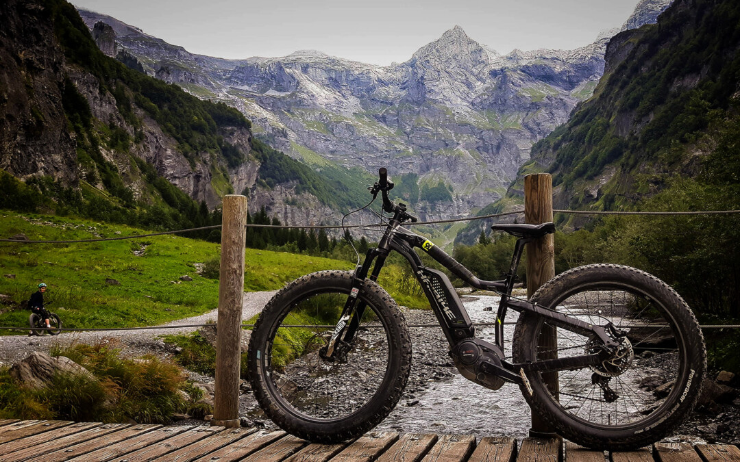 E-bikes in the mountains: new opportunities or an all-too-easy option?