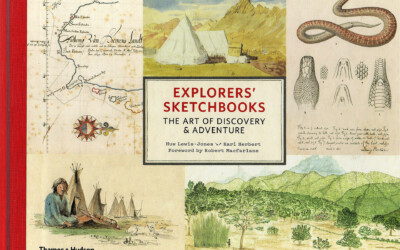 Book review – 'Explorers' Sketchbooks: The Art of Discovery & Adventure'