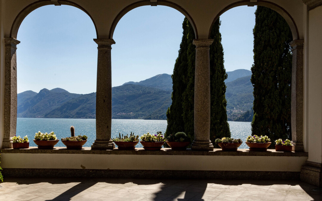 Of Silk and Saints: a week on the shores of Lake Como