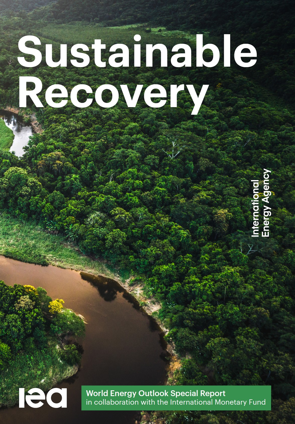 The International Energy Agency's Report 'Sustainable Recovery' sets out an investment programme for the energy sector